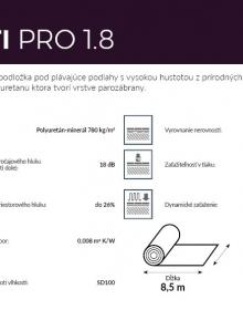 MULTIPRO1.8 - na podlahové kúrenie