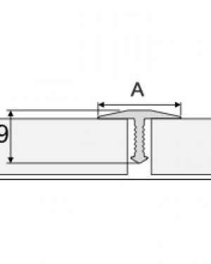 HLINIKOVY PROFIL T A54