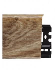 Lišta soklová PVC Arbiton INDO - Dub Laplant 06