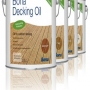 OLEJ BONA DECKING OIL